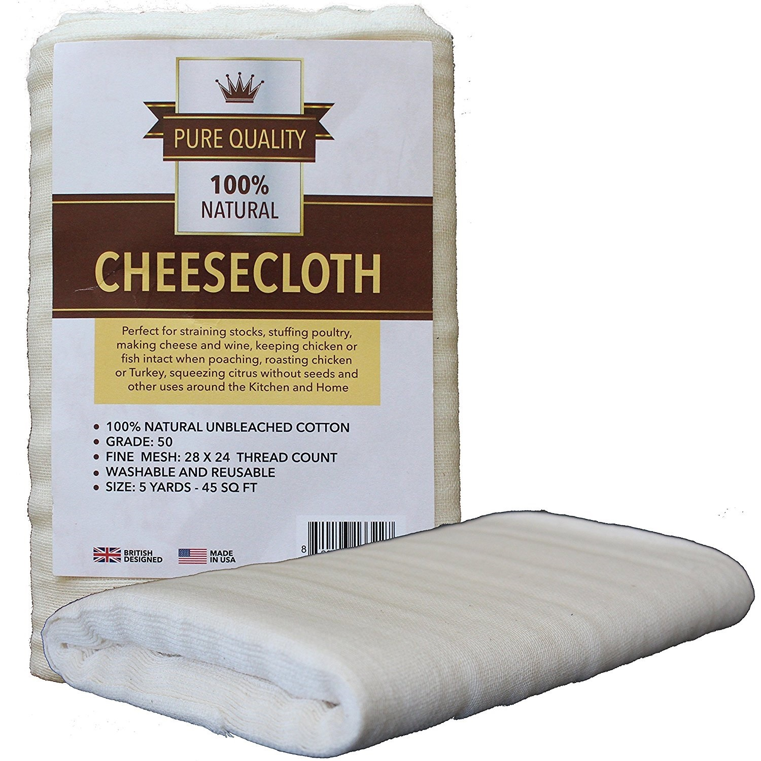 Cheesecloth By The Yard